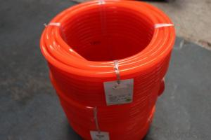High hardness Polyurethane Round Belt 85A - 90A For Textile industry