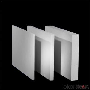 Thermal Insulation Ceramic Fiber Board for Boiler Supplier