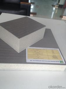 Graphite Polyurethane Insualtion Board from Beipeng