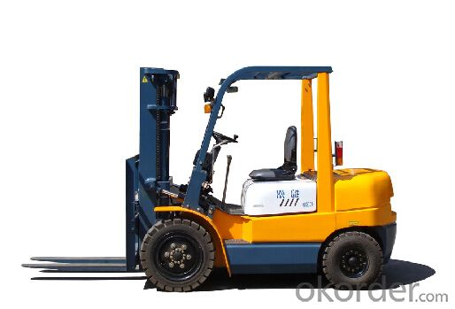7 Tons Diesel  Powered Forklift product CPC70F
