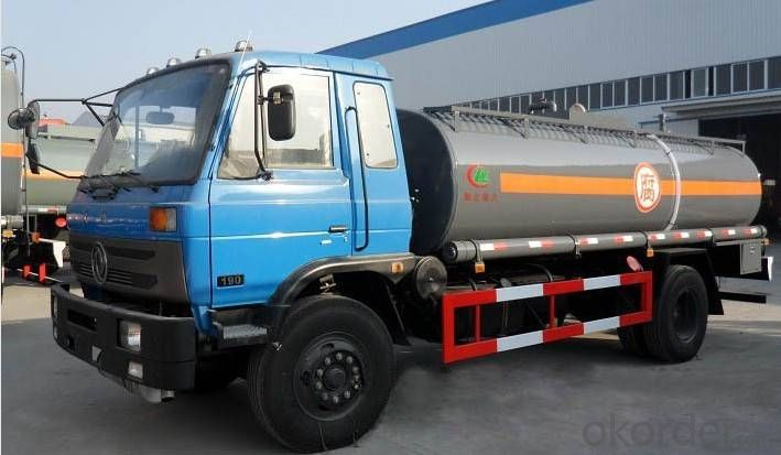 Fuel Tank Truck 2015 Newest Shacman 8X4 Oil /  for Sale