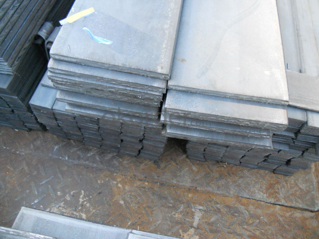 Steel Flat Iron Bar Grade ASTM A36
