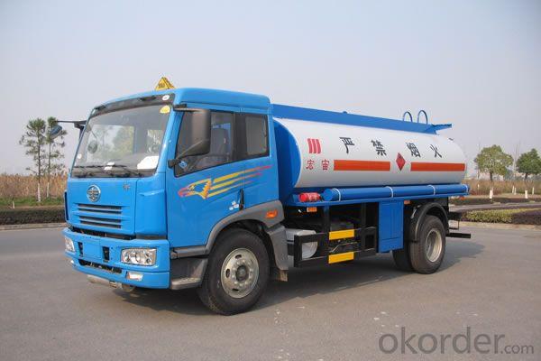 Fuel Tank Truck 6*4 2015  Fuel Oil Tank