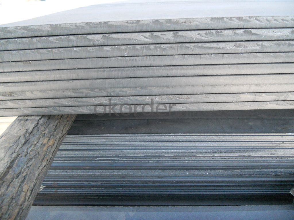 Section Steel Alloy  Flat Iron Bar for Staircase
