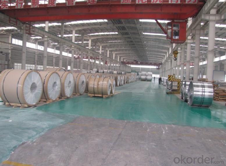 Continuous Casting Aluminium Coil AA1050 0.2mm-3mm