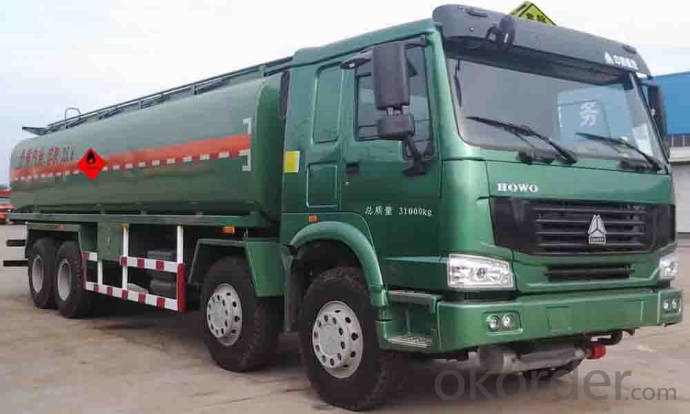 Tanker Tank Trucks Oil Fuel Water 6X6