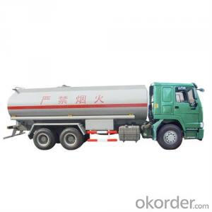 Fuel Tank Truck  China Manufacture for Sale 350HP 8X4 25000L