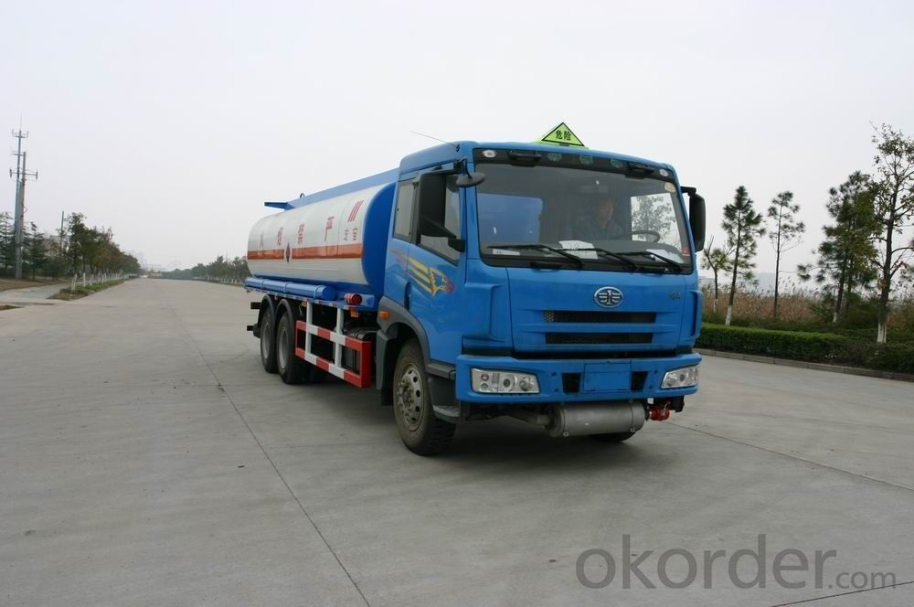 Fuel Tank Truck Hot Selling 45000liters