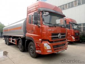 Fuel Tank Truck 30  Tianlong 6X4 Trailer Heavy Duty Truck