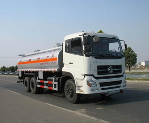 Fuel Tank Truck  8000L 6X6  for Sales