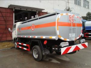 Fuel Tank Truck Heavy Duty 375HP 8X4