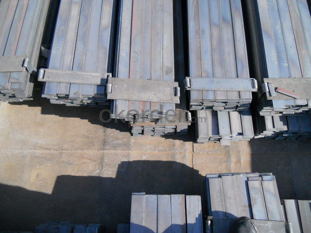 Iron Flat Bar Structual Section Steel with variety Sizes