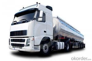 Fuel Tank Truck Heavy Duty 50cbm  Full Transport Tanker Truck