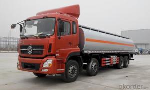 Fuel Tank Trucks 8X4 350p Heavy Oil Storage Tank,