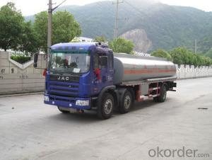 Fuel Tank Truck 3000L ~ 5000L 120HP  4X2