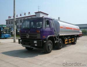 Fuel Tank Truck 6X4 300HP 25cbm  with Weichai Engine