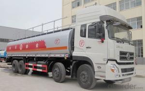 Fuel Tank Truck  6*4 3000L ~ 5000L 120HP  4X2