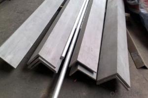 Hot Rolled Black Mild Carbon MS Steel Angle Bar