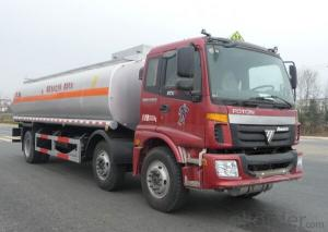 Fuel Tank Truck  25000liters  30000liters for Nigeria
