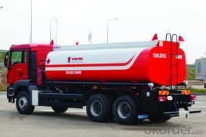 Tank Truck 10 Wheel 25000liters  Heavy Fuel