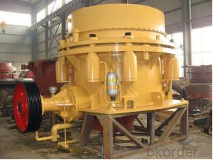 Hydraulic Cone Crusher for River Stone for Aggregates