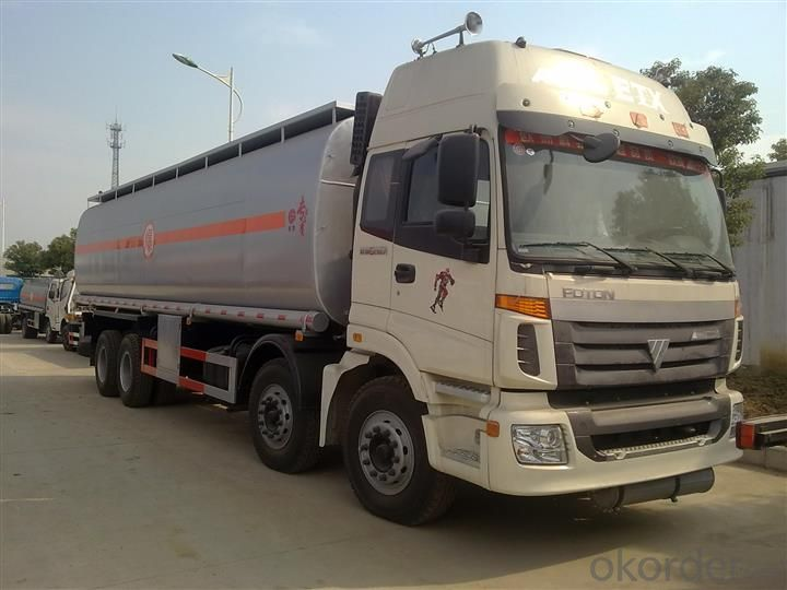 Fuel Tank Truck 6X4 300HP 25cbm  with Weichai Engine