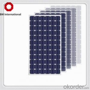 Polycrystaline 265W Solar Panel Hot Selling with Good Price