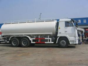 Fuel Tank Truck Hot Sale! 32 Tons 8X4