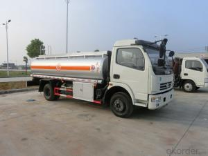 Fuel Tank Truck  New Condition Uesd 6X4 for Sale