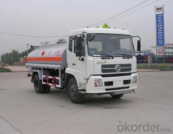 Fuel Tank Truck  8*4 Oil Tank Truck/for Sale