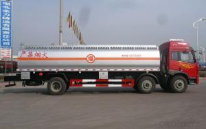Fuel Tank Truck Heavy DutyOil Fuel Tanker Truck