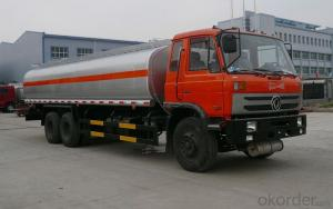 Tank Truck 10 Wheel 25000liters  Heavy Fuel