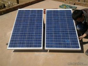 3V 200W Crystalline Solar Panel withGood Quality