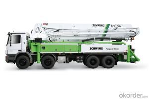 Concrete Pump Truck 145kw (LP90.18.195DU)