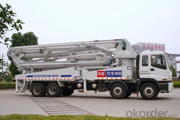 Concrete Pump  Truck Mounted Hb41