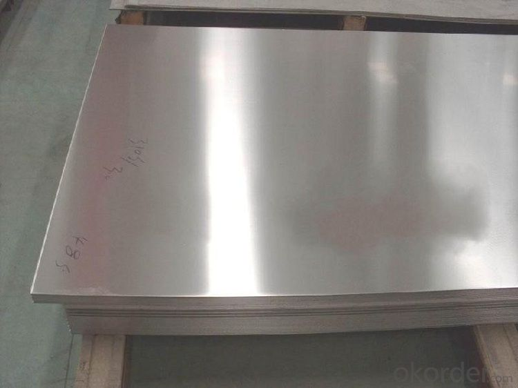 Customized Aluminum Sheet for Track Transportation