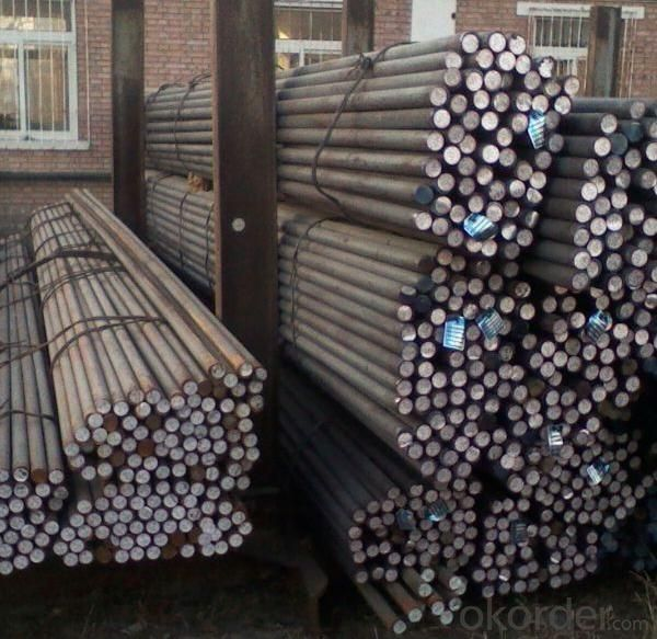 Q195 Hot Rolled Carbon Steel Round Bars