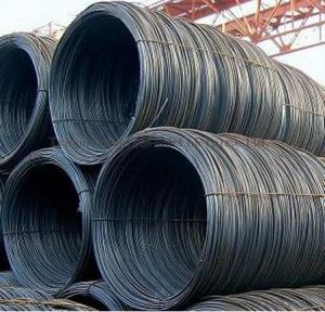 DIN 17223 GRADE A B C D High Carbon Hot Rolled Spring Steel Wire Rod