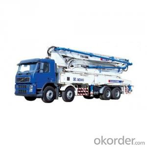 Concrete Pump Truck 21m Working Range with China