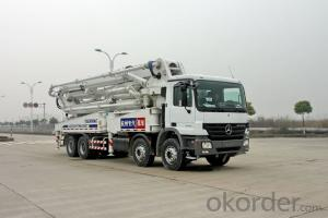 Concrete  Pump Cimc 45m Truck-Mounted