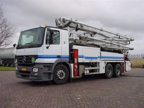 Concrete Pump Truck 24m  for Construction Machinery