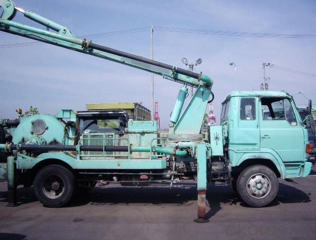 Concrete Pump Truck Schwing Kvm37xg  with  Chassis.