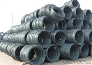 5.5mm Grade SAE1008B Steel Wire Rod with Low Price