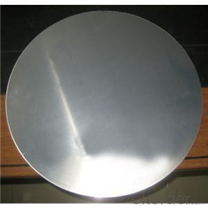 18 Gauge Flat Aluminum Circle 1070/1060/1050 For Spinning, Pressing, Deep Drawing