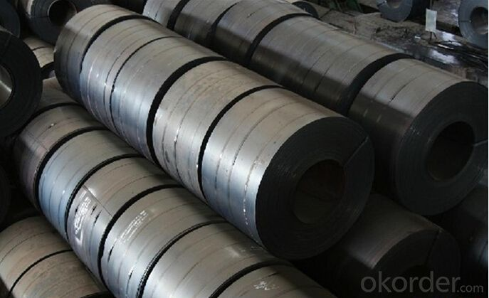 Hot Rolled Steel Strips in Coils_Hot Rolled Coil