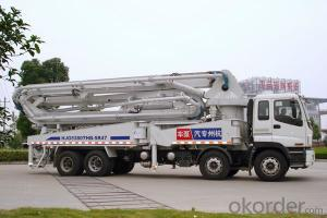 Concrete Pump Truck 48m  (HDL5270THB)
