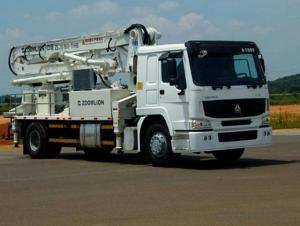 Concrete Pump Truck  ZLJ5336THB(43X-5RZ)