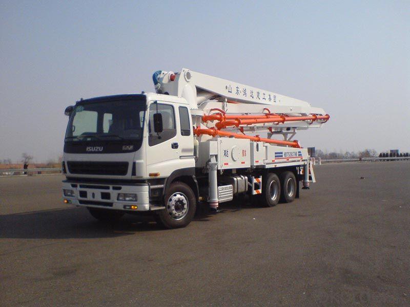 Concrete Pump  24m with Boom Truck