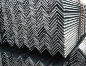 Hot Rolled V Shaped Price Steel Angle Bar with High Quality