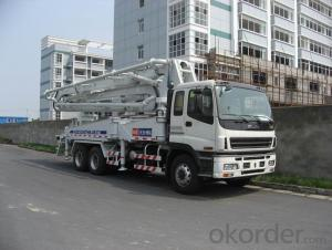 Concrete Pump Diesel Engine 145kw (LP90.18.195DU)